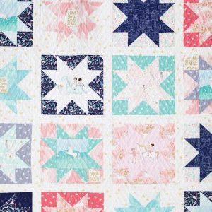 Magic Stars Quilt Pattern 2020