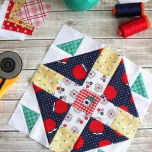 Quilt Block Tutorial Block 2 Meet the Makers