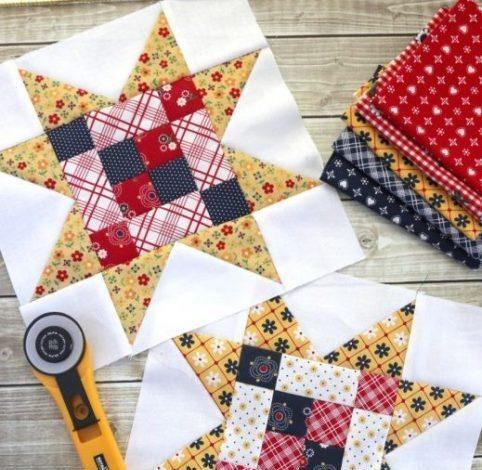 Tutorial Block 5  Meet the Makers Quilt