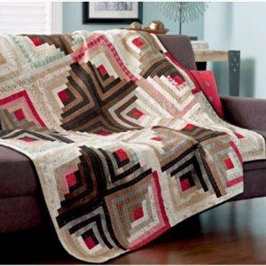 Log Cabin Quilts blocks Free Patterns 2020