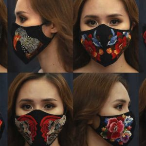 Free Face Mask Patterns - Perfect mask 2020