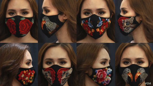 Free Face Mask Patterns