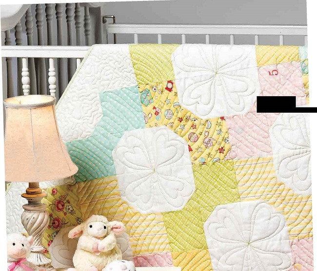Quilt Baby Bliss pattern