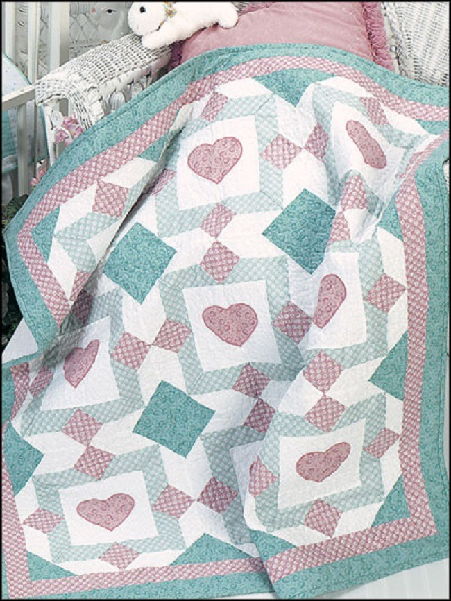 Quilt Baton Rouge Baby Pattern By Holly Daniels
