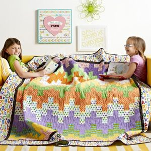 Quilt Quake free patterns 2020