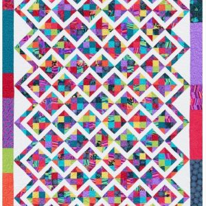 Quilt Scrap Attack Throw Free Pattern - Wonderful ideas 2020