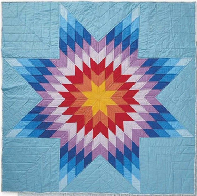 Lucky Star Quilt Free Patterns