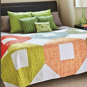 Supersize Shoo Fly Quilt Pattern free 2020