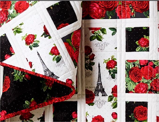 Chandelier Quilt Pattern