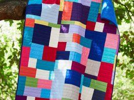 Prima Rectangles Quilt Free Pattern