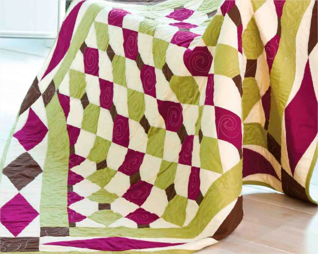 Quilt Bow Ties pattern